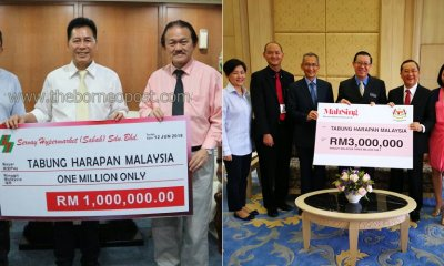 Here Are FOUR Malaysians Who Donated Millions of Ringgit to Tabung Harapan - WORLD OF BUZZ 1