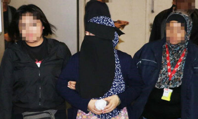 Housewife Arrested For Planning to Ram Car With Explosives Into Polling Station During GE14 - WORLD OF BUZZ