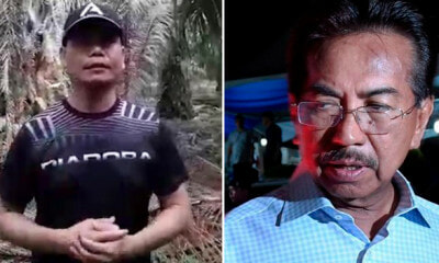IGP: Wanted Men Jamal Yunos and Musa Aman Have Illegally Left Malaysia - WORLD OF BUZZ