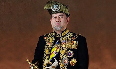 Inspired by Malaysians' Contributions to Tabung Harapan, The Agong Is Taking A 10% Pay Cut - WORLD OF BUZZ 1