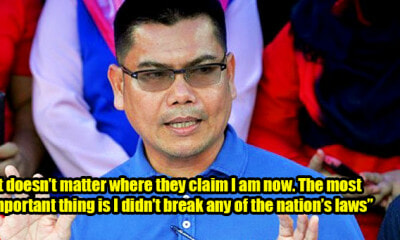 Jamal Taunts Cops for Looking for Him Overseas, Claims He Didn't Break the Nation's Laws - WORLD OF BUZZ