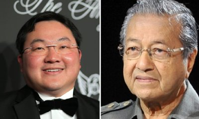 Jho Low Tries Seeking Immunity from Mahathir As He Is No Longer Protected by Najib - WORLD OF BUZZ