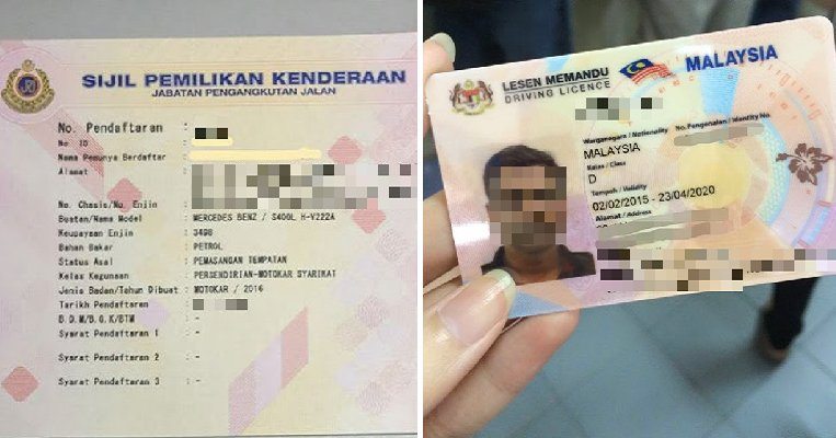 Jpj: Drivers Must Update Change Of Addresses Within 2 Months Or Be Guilty Of An Offence - World Of Buzz