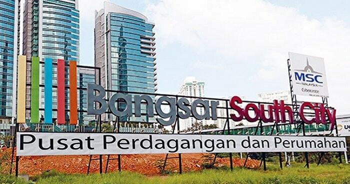 "Lembah Pantai MP Wants to Change ""Bangsar South"" Back to ""Kampung Kerinchi"" - WORLD OF BUZZ 4"
