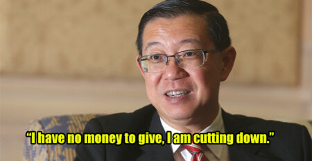 LGE Says He's Fine Being the 'Unpopular' Finance Minister, But He's Saving the Country - WORLD OF BUZZ