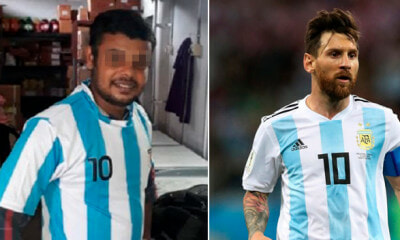 Lionel Messi's Die-Hard Fan Commits Suicide After Argentina's Shocking Loss to Croatia - WORLD OF BUZZ