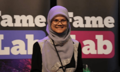 Malaysian Lecturer Named 'World's Best Science Communicator' - WORLD OF BUZZ 1