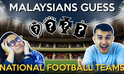 Malaysians Guess National Football Teams - WORLD OF BUZZ