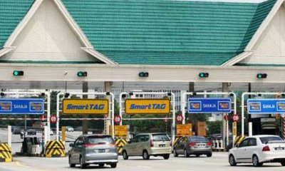 M'sian Caught Trying to Avoid Paying Toll, Discovered to Be Repeated Offender Owing RM900 - WORLD OF BUZZ 1