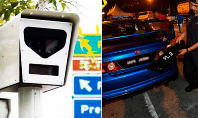 M'sian Man Tirelessly Switches Between Real And Fake Number Plates To Outsmart Aes - World Of Buzz