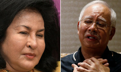 Najib's Family Insists the Items Were Gifts, Starts Legal Process to Claim Them Back - WORLD OF BUZZ