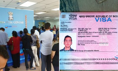 Netizens Outraged That Visa Fees for M'sians Travelling to India will Increase Starting July 1 - WORLD OF BUZZ 3