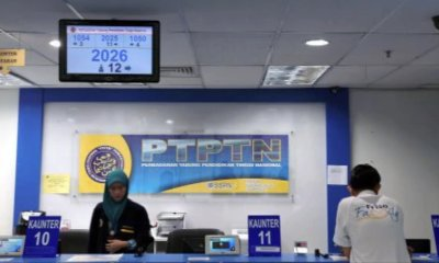 PTPTN Counters Will NOT Be Accepting Cash Payments Starting July 1 - WORLD OF BUZZ 1