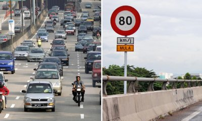 Speed Limit Reduced on Roads During Hari Raya Season Until June 22 - WORLD OF BUZZ 4