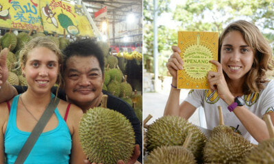 Super Semangat American Durian-Lover Knows All 65 Durian Farms in Penang - WORLD OF BUZZ