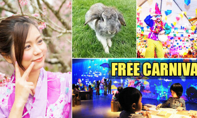 [TEST] There's An Exciting Carnival Happening in Klang Valley This 30th June and It's FREE! - WORLD OF BUZZ 2