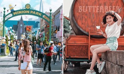 The Wizarding World of Harry Potter & 4 Other MUST-DO's While at Universal Studios Japan - WORLD OF BUZZ 1