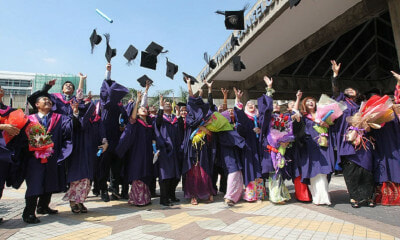 University Malaya Just Became The First Msian Institute Ranked Among World's Top 100 Unis - WORLD OF BUZZ 2