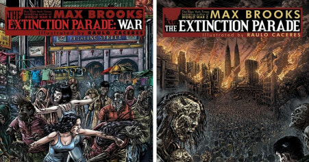 World War Z Author Wrote A Comic Book Series About A Vampire-Zombie War Set in Malaysia - WORLD OF BUZZ