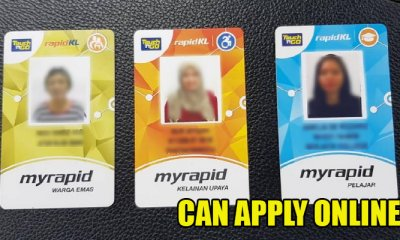 You Can Now Easily Apply for a MyRapid Touch 'n Go Concession Card Online! - WORLD OF BUZZ 3
