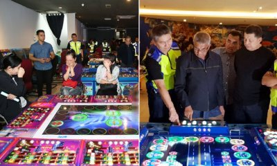 10yo Girl Arrested After Parents Brought Her Along to Illegal Gambling Den in Rawang - WORLD OF BUZZ