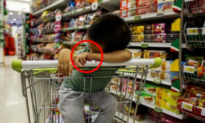 Supermarket Trolleys in Penang Shockingly Found to be Contaminated With HFMD Virus - WORLD OF BUZZ