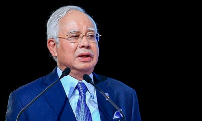 Najib Claims These 3 Top Govt Officials are 'Not Qualified' to Handle 1MDB Case - WORLD OF BUZZ