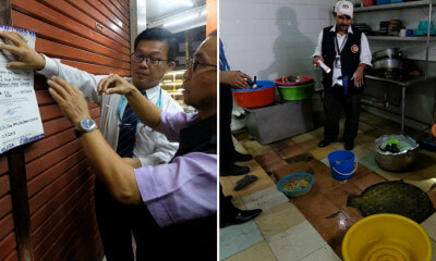 3 Famous Nasi Kandar Restaurants in Penang Have Been Shut Down Over Health Violations - WORLD OF BUZZ 3