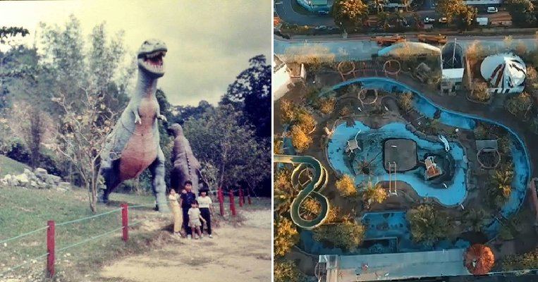 6 Old Theme Parks in Malaysia That We Used to Visit Before They Shut Down - WORLD OF BUZZ