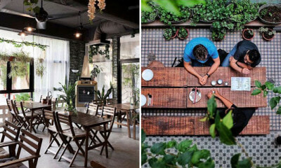 7 Rustic Klang Valley Cafes With Plenty of Greenery & Natural Sunlight - WORLD OF BUZZ 1