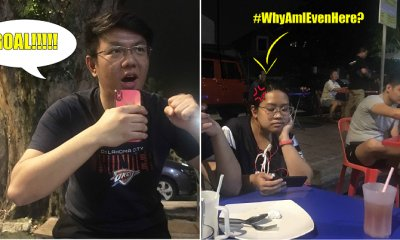 8 Types Of Malaysians You'll Confirm See During Football Season - World Of Buzz 10