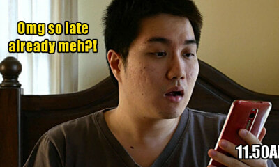 9 Things All Malaysians Who Always Wake Up Late Can 12/10 Relate To - World Of Buzz 5