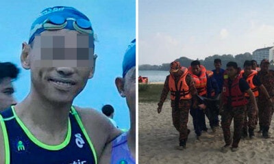 BREAKING: Missing Athlete From Port Dickson Triathlon Was Found Drowned This Morning - WORLD OF BUZZ