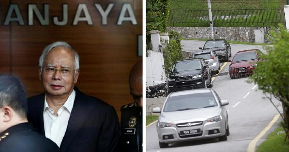 BREAKING: Najib Was Just Arrested at His Private Residence - WORLD OF BUZZ 1