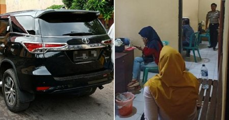 Couple Kantoi for Having Sexy Time After Suspicious Passersby Found Car Rocking Too Much - WORLD OF BUZZ 3