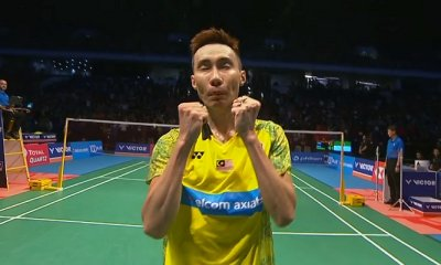 Datuk Lee Chong Wei Wins 12th Malaysian Open at 36 Years Old! - WORLD OF BUZZ 1