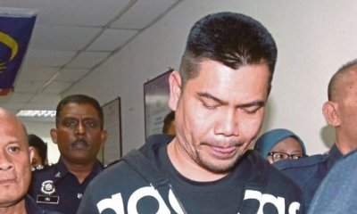 Denied Bail, Jamal Is Now Sg Buloh Prison Resident - WORLD OF BUZZ 2