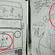 Doodles In An 8-year-old Girls Book Revealed The Scary Truth - WORLD OF BUZZ 1