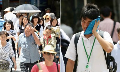 Dozens Dead Due to Japan's Heatwave as Temperatures Soar to 41.1°C - WORLD OF BUZZ 4