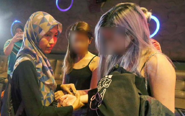 Drug Raid in Subang: 15-Year-Old Girl Among Teens Caught. - WORLD OF BUZZ