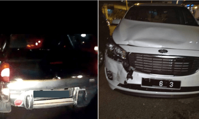Enraged 4X4 Reversed Into Car Who Allegedly Provoked Him - WORLD OF BUZZ 3