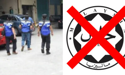 Food Factory in Puchong Raided by JAIS for Suspicion of Using Halal Logo Without Permission - WORLD OF BUZZ