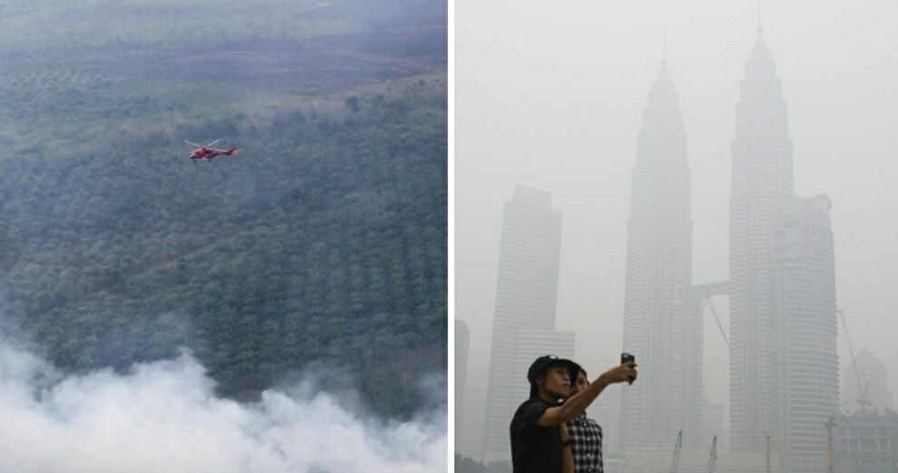 Forest Fires in Indonesia Could Bring The Haze Back to Malaysia Soon - WORLD OF BUZZ 1