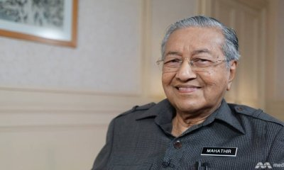 """Forget Race And Be Pure Malaysian,"" - PM Mahathir - WORLD OF BUZZ 1"