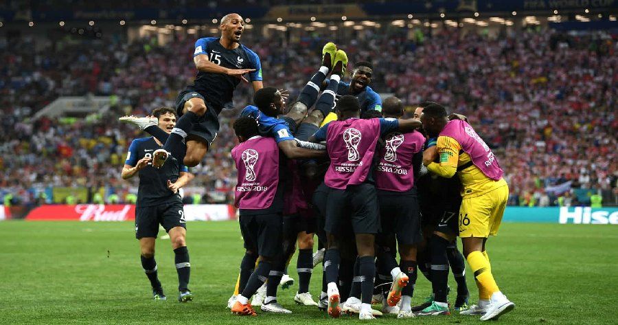 France Claims World Cup Victory AGAIN With 4-2! - WORLD OF BUZZ