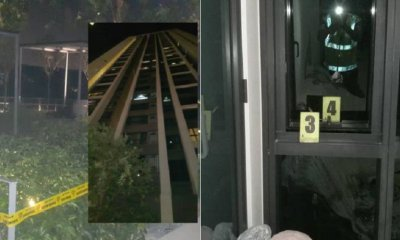 62yo Woman Jumps to Her Death From 20th Floor an Apartment at Kota Damansara - WORLD OF BUZZ