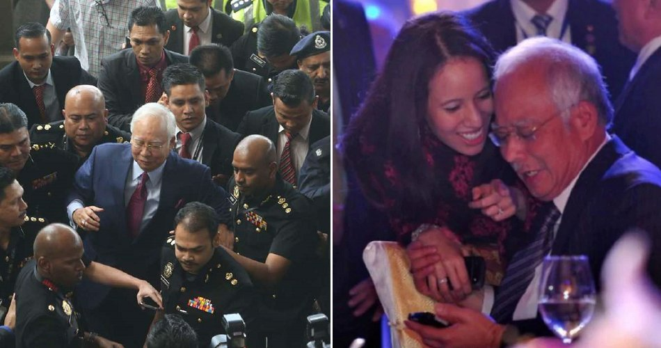 Najib's Daughter Urges Malaysians To Show Sympathy For Her Father - WORLD OF BUZZ