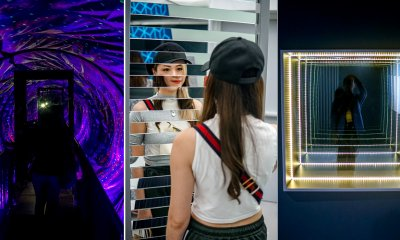 Guys, Asia's First Museum Of Illusions Is Finally Here In Kl & It's Mind-Bending - World Of Buzz