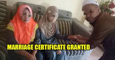 The 41yo Groom of Child Bride Has Been Granted a Marriage Certificate - WORLD OF BUZZ