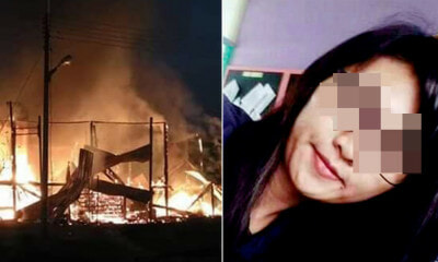 Heroic Young M'sian Teacher Sacrifices Life To Save Her Colleagues From Deadly Fire - WORLD OF BUZZ